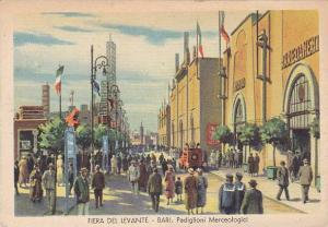 Bari , Italy , Fiera del Levante . 1935