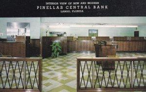 LARGO , Florida , 1950-60s ; Pinellas Central Bank