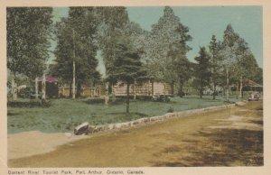 PORT ARTHUR , Ontario , Canada , 1930s ; Current River Tourist Camp