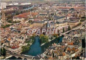 Modern Postcard St Etienne Baigorry Old Bridge (Pont Roman) and New Bridge