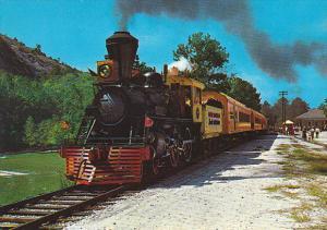 Georgia's Stone Mountain Scenic Railroad's Locomotive General II