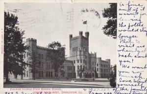 CHARLESTON, Illinois, PU-1907; Eastern Illinois State Normal School