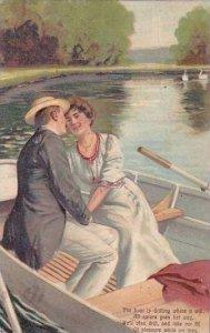 PFB Serie 6955 Romantic Couple Embraced