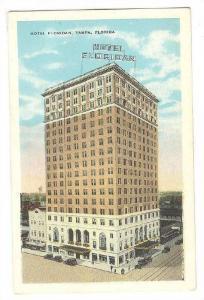 Hotel Floridan, Tampa, Florida, 1930-1940s