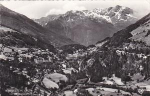 Austria Badgastein mit Radhausberg 1959 Real Photo