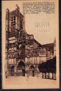 La Catherdraale Eglise Saint Etienne,Auxerre,France BIN