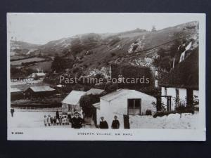 North Wales DYSERTH VILLAGE near Rhyl c1910 RP Postcard by Kingsway S 2586