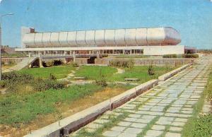 Uzbekistan Tashkent Central gymnasium Yubileiny Salle de sport centrale