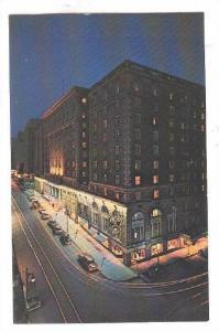 Sheraton, Mt. Royal Hotel, Montreal, Quebec, Canada, 40-60s