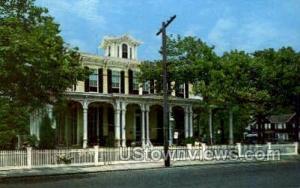 Victorian Mansion  Cape May NJ Unused