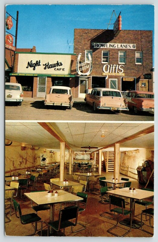 Camdenton Missouri~Night Hawk Cafe~Rodeo Room Juke Box~Pink Station Wagons~1958