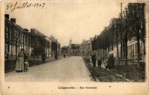 CPA LAIGNEVILLE Rue Nationale (377204)