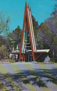 Florida Silver Springs Entrance To Prince Of Peace Memorial