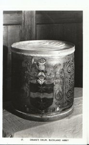 Devon Postcard - Drake´s Drum - Buckland Abbey - Real Photograph - Ref 16855A