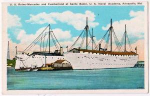 US Reine-Meredes & Cumberland, Sante Basin, Annapolis MD