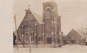 RP : LOGAN , Ontario , Canada , PU-1909 , Holy Trinity Church