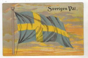 1326  Sveriges Val Flag