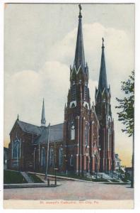 St Joseph's Church, Oil City PA