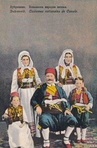 Dubrovnik. Costumes nationales de Canale , 00-10s, 00-10s