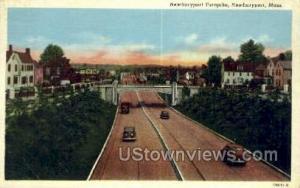 Newburyport Turnpike Newburyport MA Postal Used Unknown