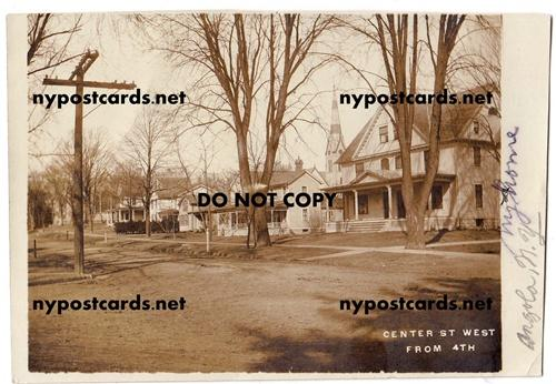 RPPC,  Center St.  Angola NY