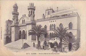 Palais d'Hiver Du Gouverneur, Alger, Algeria, Africa, 1900-1910s