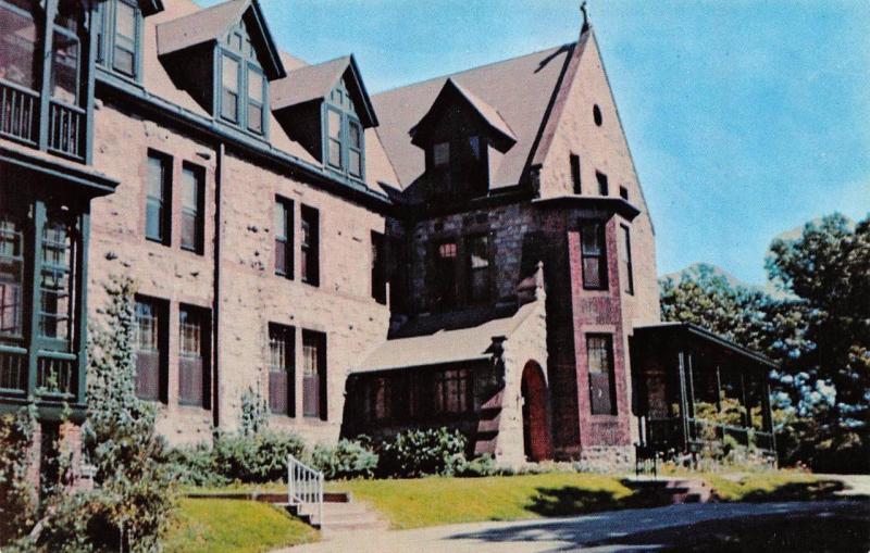 Kskill Ny New York St Marys Convent John Street Postcard Hippostcard