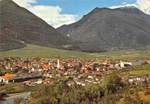Italy Latsch Vinschgau, Laces Val Venosta Panorama