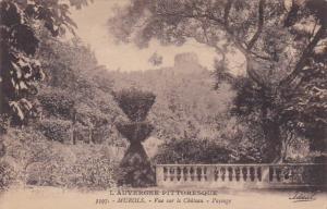 Vue Sur Le Chateau - Paysage, MUROLS (Aveyron), France, 1900-1910s