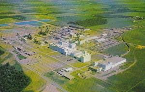 Canada Chemcell Limited Plant Edmonton Alberta