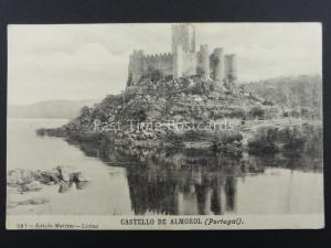Portugal CASTELLO DE ALMOROL - Old Postcard by Martins of Lisboa 287