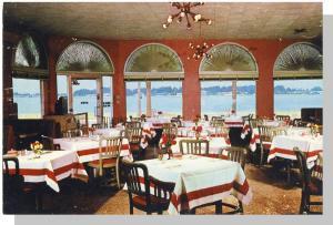 Nice St, Augustine, Florida/FL Postcard, Chimes Restaurant