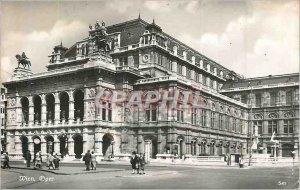 Postcard Modern Oper Wien