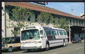 BUS Buses New Look Era #25 Mexicoach GM TDH 5302 SAN DIEGO CA 1986 1950s-1970s