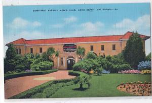 Service Men's Club, Long Beach CA