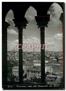 Postcard Modern Siena Panorama visto dal Campanile dei Servi