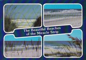 Florida Fort Walton Beach Greetings From The Miracle Strip Of Northwest Florida