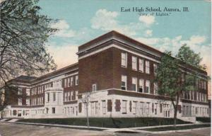 Illinois Aurora East High School
