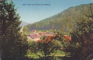 Bad Thal Unit Ruine Scharfenburg, Germany, 1900-1910s