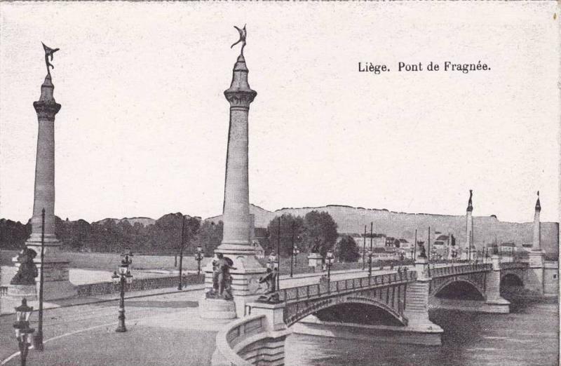 Liege, Pont de Fragnee, Belgium, 00-10s