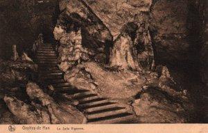 La Salle Vigeron,Grottes de Han,Belgium BIN