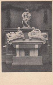 CHICAGO , Illinois , 00-10s Art Institute ; Tomb of Lorenzo de Medici