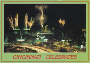 Cincinnatians Love Fire-Works, Cincinnati Celebrates, Cincinnati, Ohio, Unite...