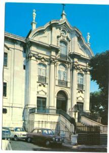 Portugal, Lisboa, Church of St. Anthony of Lisbon, unused Postcard