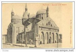 PADOVA, Italy, 00-10s   basilica S Antonio
