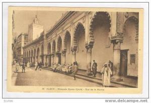 ALGER.-Mosquee Djama Djedid-Rue de la marine, 00-10s