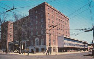 Lord Nelson Hotel, HALIFAX, Nova Scotia, Canada, 40-60´s