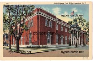 Post Office, Jamaica NY