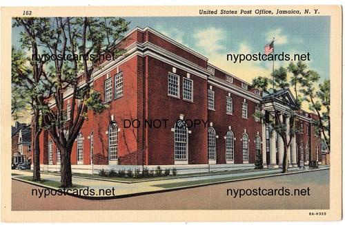 Post Office, Jamaica NY