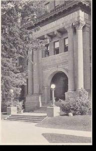 Colorado Greeley Administration Building Main Entrance State Teachers College...
